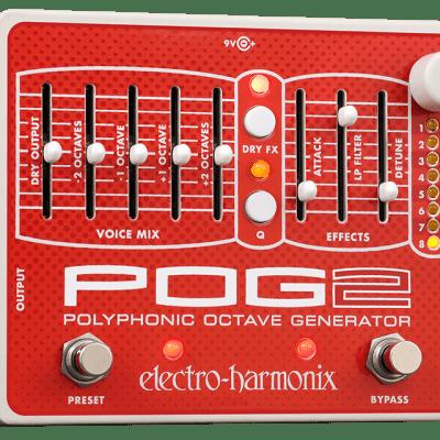 New Electro-Harmonix POG 2! Free Priority Mail Express Shipping! image