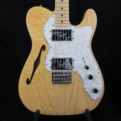 Fender Classic Series '72 Telecaster Thinline 2000 Natural