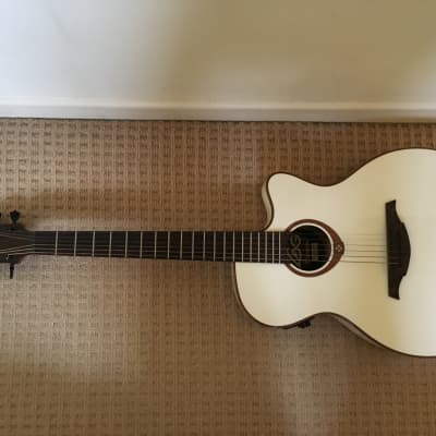 Lag T100ACE Tramontane Acoustic-Electric Guitar for sale