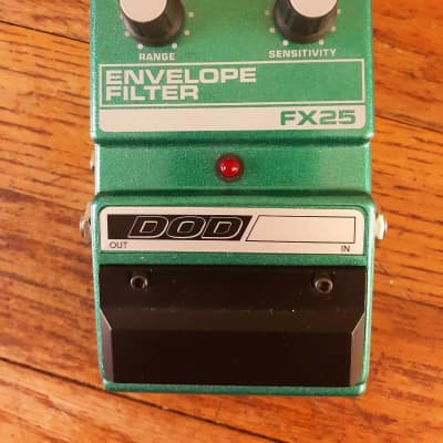DOD FX25 Envelope Filter 1983 - 1997