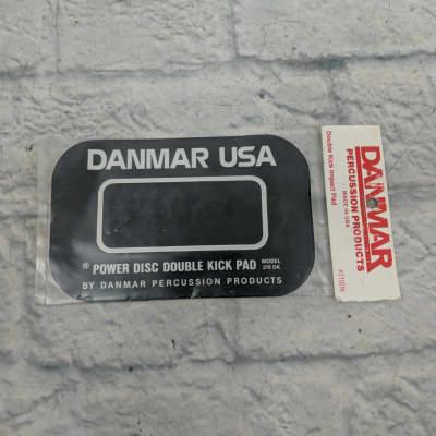 Danmar 210DK Double Kick Impact Pad