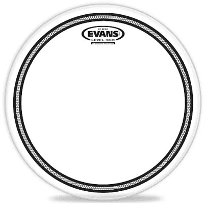 Evans TT15ECR EC Resonant Drum Head - 15""