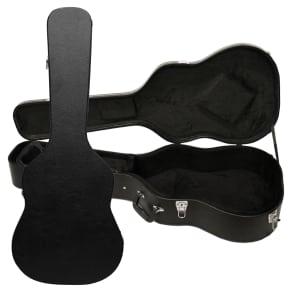 67878d7a3e ChromaCast Acoustic Guitar Hard Case - (CC-AHC)