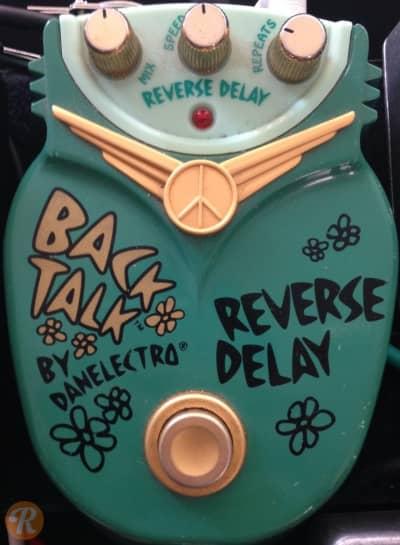 Danelectro Back Talk Reverse Delay Price Guide Reverb