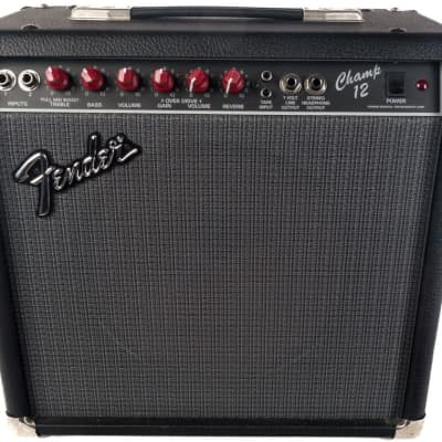 1988 Fender Champ 12 for sale