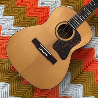 Favilla F6 - Booming Smaller Bodied Guitar! - 1960's Made in USA ! - Studio-Grade High Quality Instrument for sale