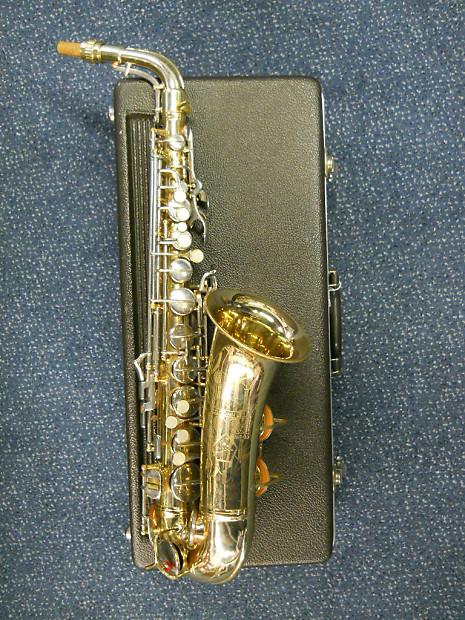 Conn 6m Model Viii Quot Naked Lady Quot 1939 Alto Saxophone Reverb