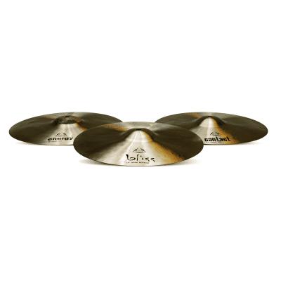 "Dream Cymbals 14"" Tri-Hat Elements Cymbal Set (3)"