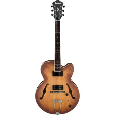 Ibanez AF55 Artcore Series Hollow-Body Electric Guitar (Tobacco)