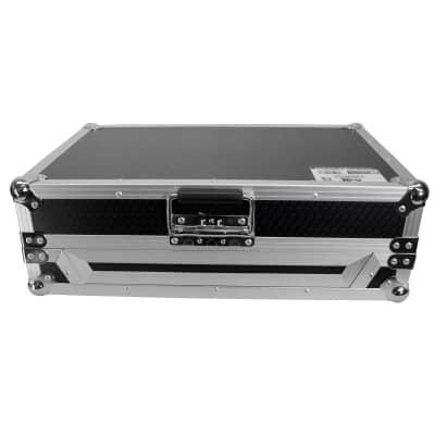 ProX X-DDJSB3 LTBL Pioneer DDJ-SB3 DDJ-400 Flight Case w Laptop Shelf Black