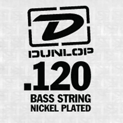 Dunlop DBN120 Nickel Wound Bass String - 0.12