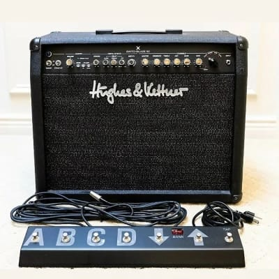 "Hughes & Kettner Switchblade 4-Channel 50-Watt 1x12"" Programmable Guitar Combo"
