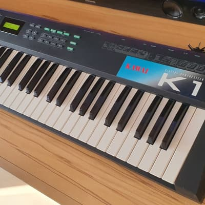 Kawai  K1 1988 ✅Cleaned ✅checked Super PRO Vintage Synthesizer
