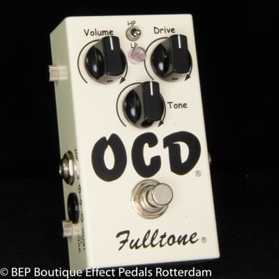 Fulltone OCD V1 Series 4 Obsessive Compulsive Drive s/n 41535, 2010 as used by Keith Richards