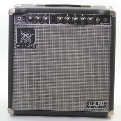 """Music Man 112 RD Fifty 50-Watt 1x12"""" Guitar Combo with Limiter 1982 - 1984"""