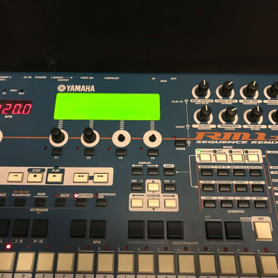Yamaha RM1x sequencer