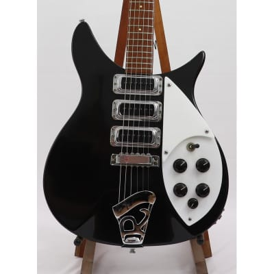 Guitarra electrica RICKENBACKER 320 Black 1983 (Segunda mano) for sale