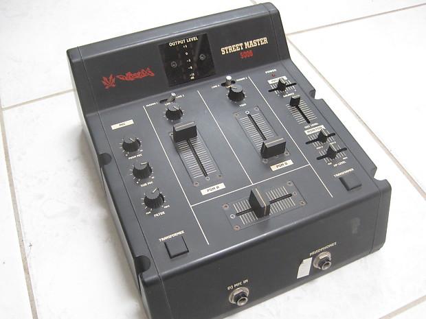Vestax Street Master 5006 DJ Mixer   Metro Sound & Music