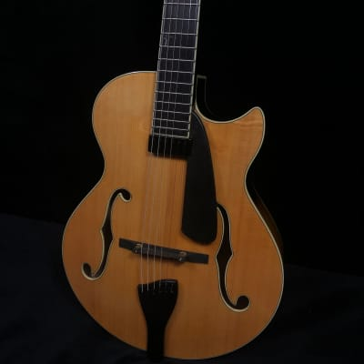 Peerless  Martin Taylor Maestro Archtop Electric Guitar #8243 Blonde for sale
