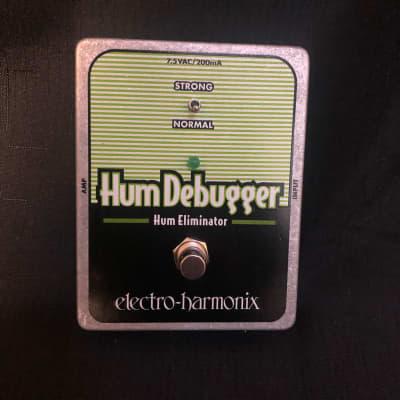Used Electro Harmonix Hum Debugger Hum Eliminator Pedal 033021