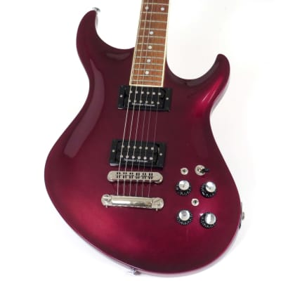 Engel Prototype 1990s Burgundy Metallic Rob Engel & Tom Doyle Serial Number 00000 for sale