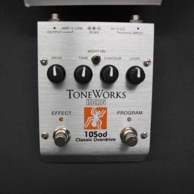 Korg Toneworks 105OD Pedal NOS for sale