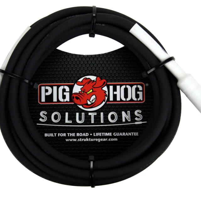 "Pig Hog PX48J10 1/4"" TRS TO 1/8"" MINI, 10FT image"