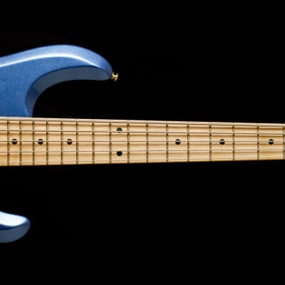 Music Man Stingray 5 Pacecar Blue 2013 for sale