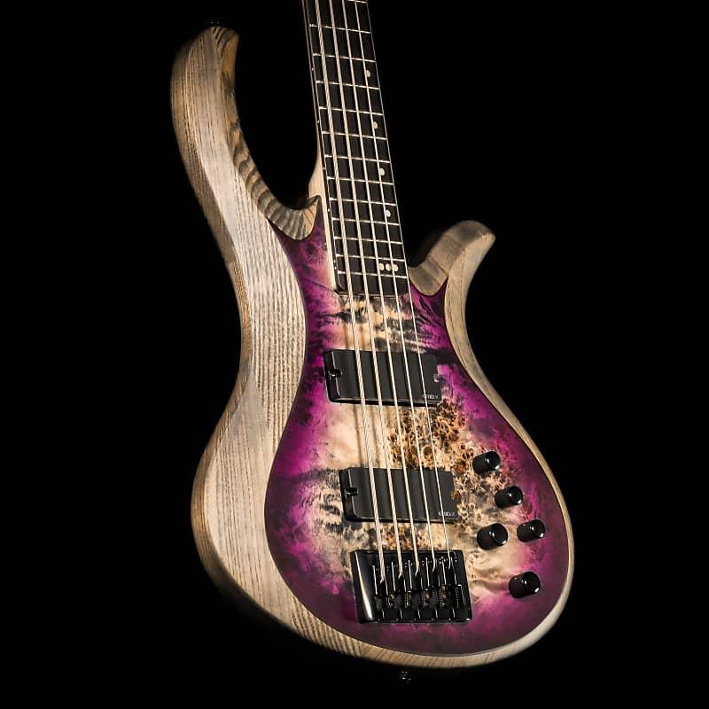 schecter riot 5 string bass guitar aurora burst new 2019 reverb. Black Bedroom Furniture Sets. Home Design Ideas