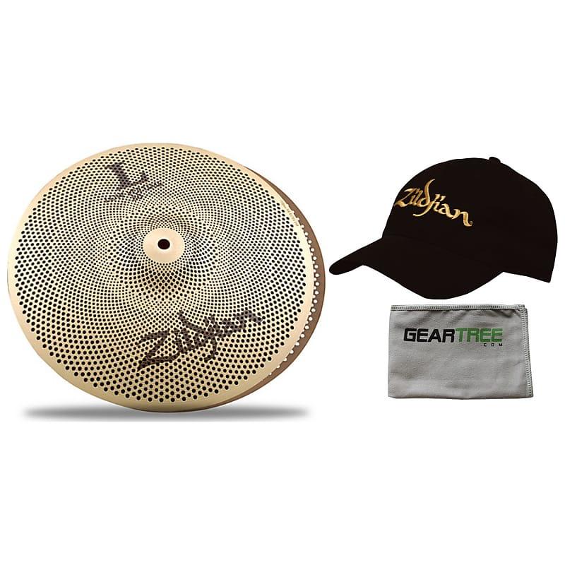 zildjian lv8014hp s 14in l80 low volume hi hat pair with reverb. Black Bedroom Furniture Sets. Home Design Ideas