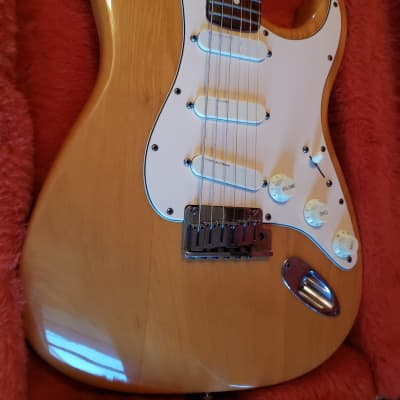 Fender Strat Plus Deluxe Electric Guitar for sale