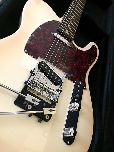 rare telecaster w b bender g bender and drop d reverb. Black Bedroom Furniture Sets. Home Design Ideas