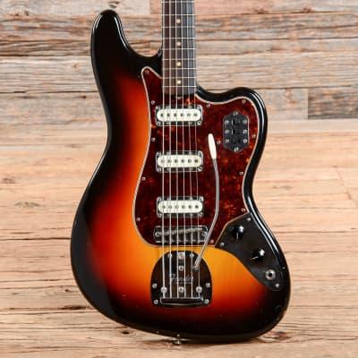 Fender Fender Bass VI Sunburst 1962 for sale