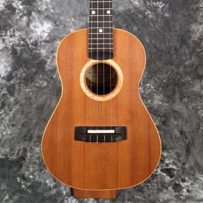 Fleenor Tenor Ukulele (Handmade, Sold Wood - Redwood/Mahogany)
