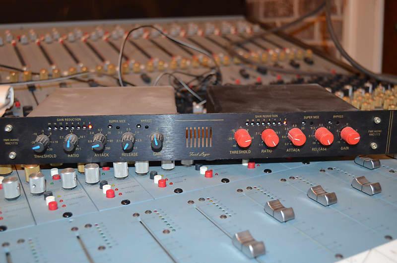 FMR Audio RNLA RNC and funk logic rack mount compressor   Reverb