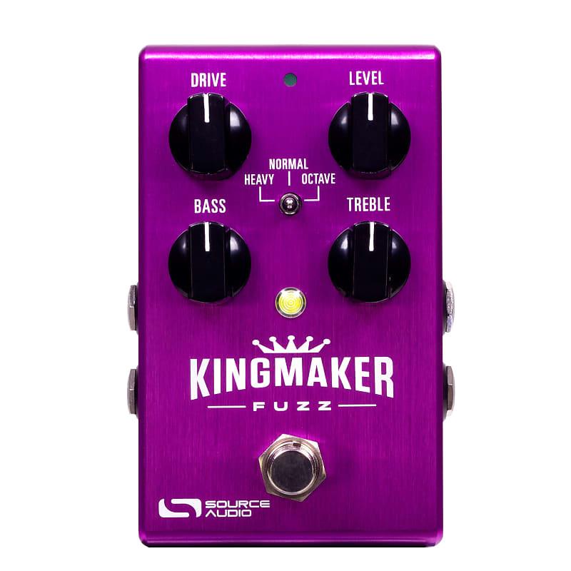 Source Audio SA245 One Series Kingmaker Fuzz Effects Pedal