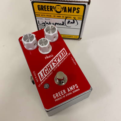 Greer Lightspeed 2019 Red/White