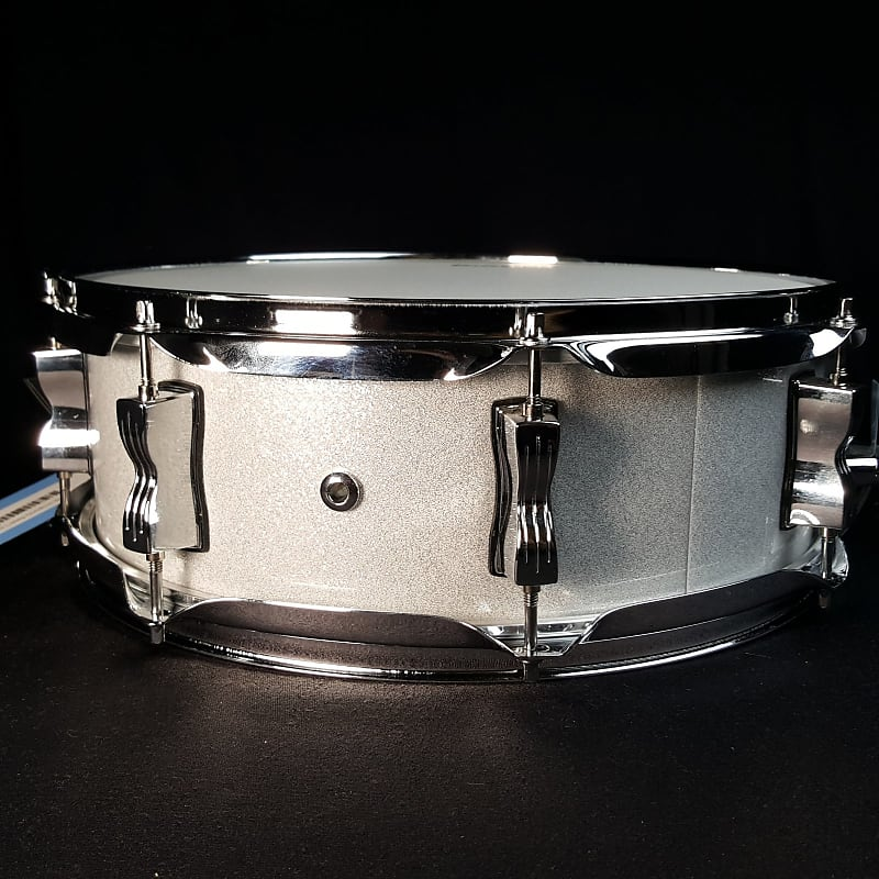 used ludwig questlove breakbeats snare drum 5x14 white reverb. Black Bedroom Furniture Sets. Home Design Ideas