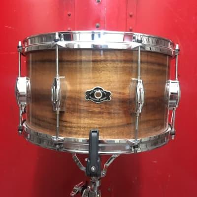 George Way 14x8 Tuxedo Acacia Snare Drum TA814 2020