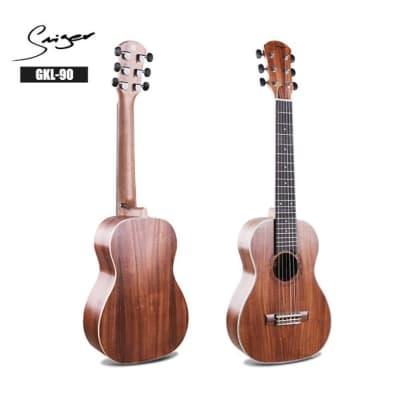 Smiger GKL-90 Natural Matte Finish Guitarlele