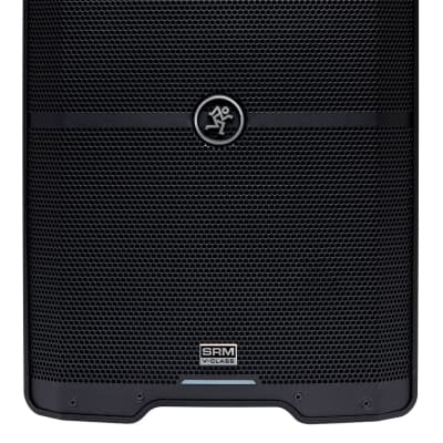 "Mackie SRM210 V-Class 10"" 2000 Watt Powered Active PA DJ Speaker w/Bluetooth"