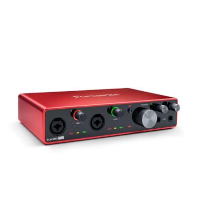 Focusrite Scarlett 8i6 3rd Gen 8-in, 6-out USB Audio Interface