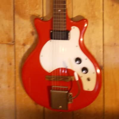 1965 Supro Supersonic 30  *Holly Red* With Vibrola / Tremolo