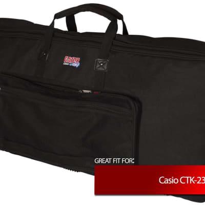 Gator Keyboard Case for Casio CTK-230
