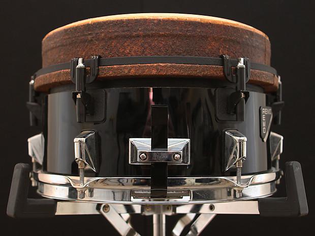 remo mondo 12 snare drum black w 2 extra fiberskyn reverb. Black Bedroom Furniture Sets. Home Design Ideas