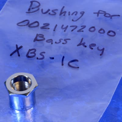One Bushing For Fender American Series Bass Tuners 0021472000 XBS-1C Std. Schaller Ultra-Light