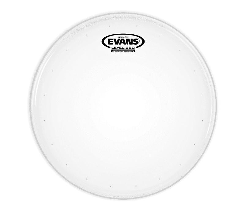 evans 12 genera dry snare drum head klash drums reverb. Black Bedroom Furniture Sets. Home Design Ideas