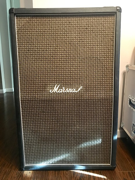 Marshall Cab Vintage 8x10 Model 1990 (Early 70s) | Reverb