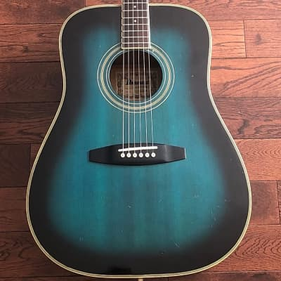 Ibanez LS300MS 80's Lonestar Acoustic Guitar for sale
