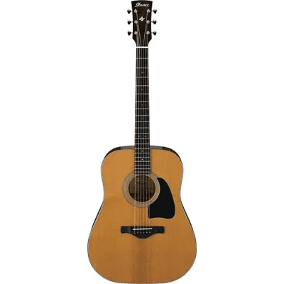 Ibanez AVD60NT Artwood Thermo-Aged Sitka Spruce / Okoume Dreadnought